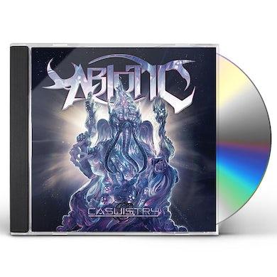 Abiotic CASUISTRY CD