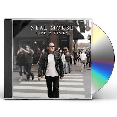 Neal Morse LIFE & TIMES CD