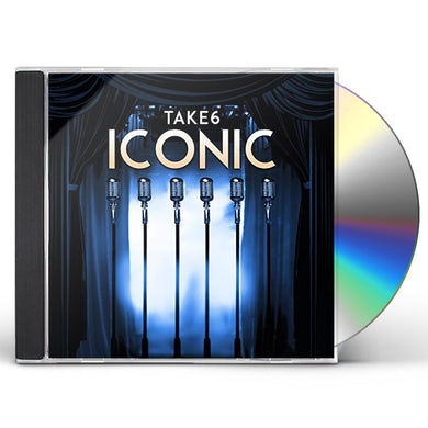 Take 6 ICONIC CD