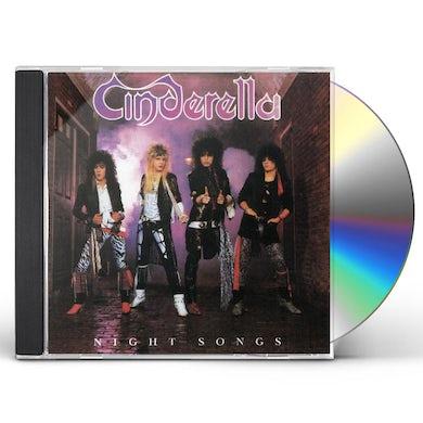Cinderella NIGHT SONGS CD