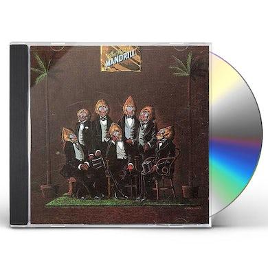 Mandrill BEST OF CD