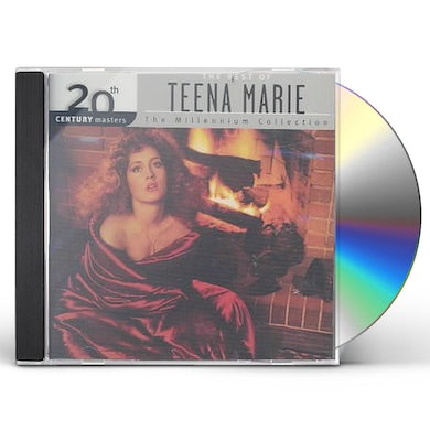 Teena Marie 20TH CENTURY MASTERS: MILLENNIUM COLLECTION CD