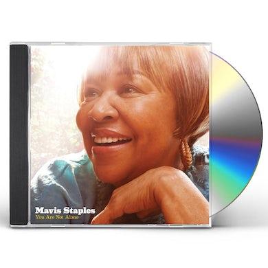 Mavis Staples YOU ARE NOT ALONE CD