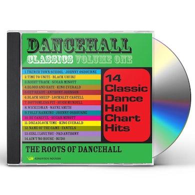 Va Dancehall Classics Volume One CD
