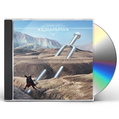 Gaspard Auge Escapades CD