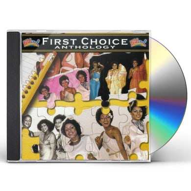 First Choice ANTHOLOGY CD