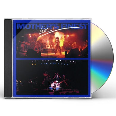 Mother'S Finest LIVE CD