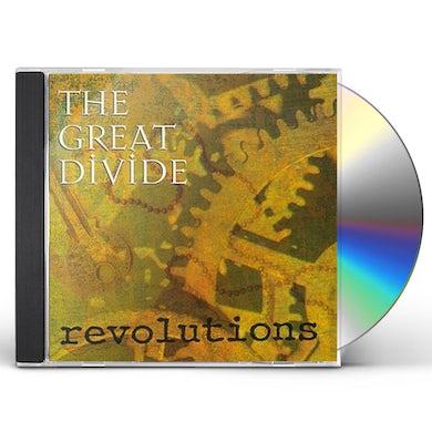 Great Divide REVOLUTIONS CD