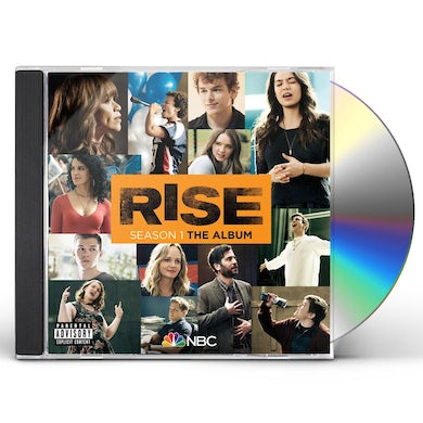 Rise Cast RISE SEASON 1: THE ALBUM CD