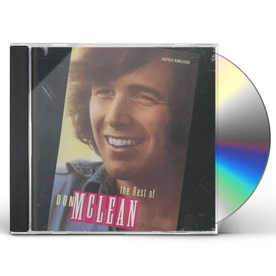 Don Mclean BEST OF CD