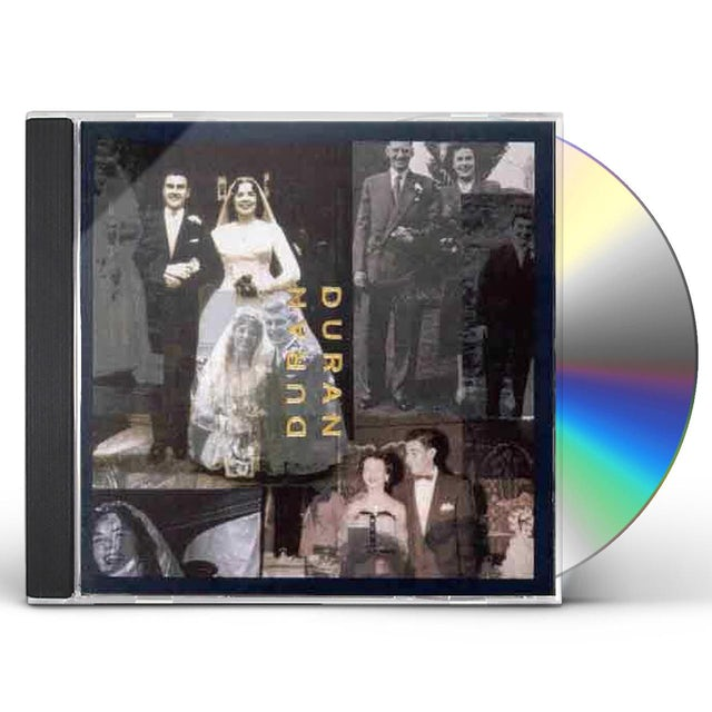 Duran Duran WEDDING ALBUM CD