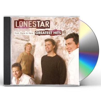 Lonestar GREATEST HITS CD