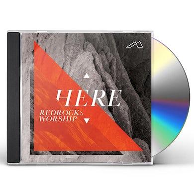 Red Rocks Worship HERE CD
