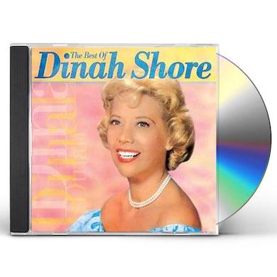 Dinah Shore BEST OF CD
