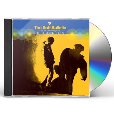 The Flaming Lips The Soft Bulletin CD