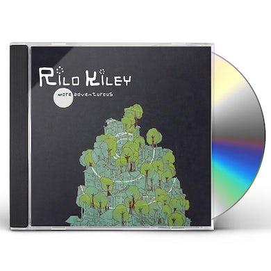 Rilo Kiley MORE ADVENTUROUS CD