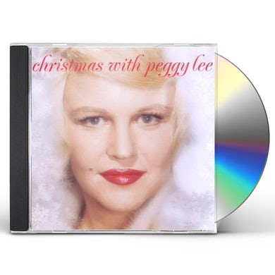 CHRISTMAS WITH PEGGY LEE CD