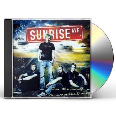 Sunrise Avenue ON THE WAY TO WONDERLAND CD