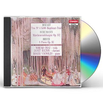 Schumann MARCHENZAHLUNGEN CD