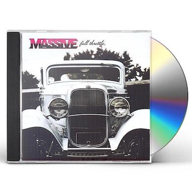 Massive FULL THROTTLE CD