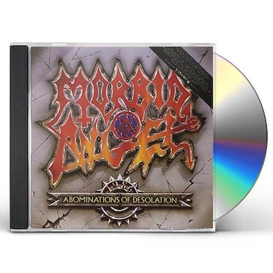 Morbid Angel ABOMINATIONS OF DESOLATION CD