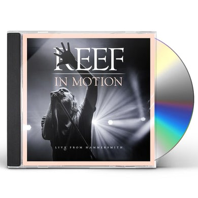 Reef IN MOTION (LIVE FROM HAMMERSTMITH) CD