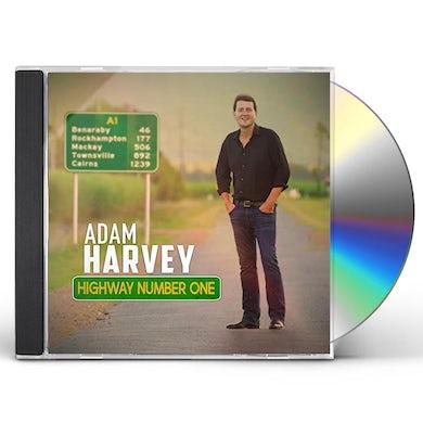 Adam Harvey SONGS FROM HIGHWAY ONE CD