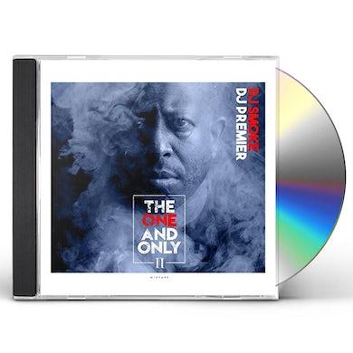 DJ Smoke ONE & ONLY VOL 2: DJ PREMIER MIXTAPE CD