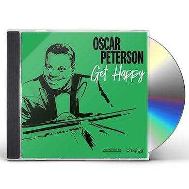 Oscar Peterson GET HAPPY CD