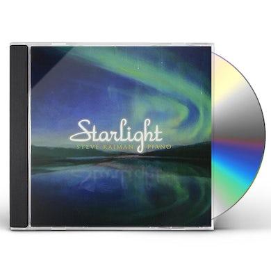 Steve Raiman STARLIGHT-PIANO MUSIC CD