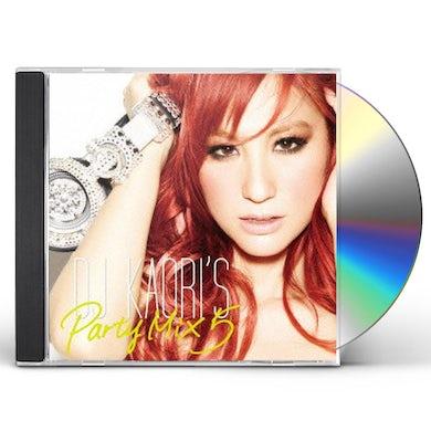 DJ KAORI'S PARTY MIX 5 CD
