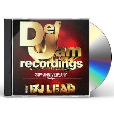 DJ LEAD DEF JAM 30TH ANNIVERSARY PROLOGUE CD