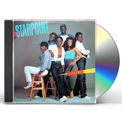 Starpoint WANTING YOU (DISCO FEVER) CD