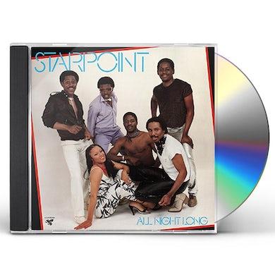 Starpoint ALL NIGHT LONG (DISCO FEVER) CD