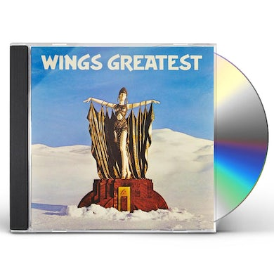 Paul McCartney & Wings GREATEST HITS CD