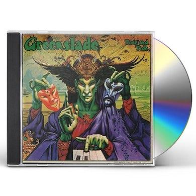 Greenslade TIME & TIDE CD