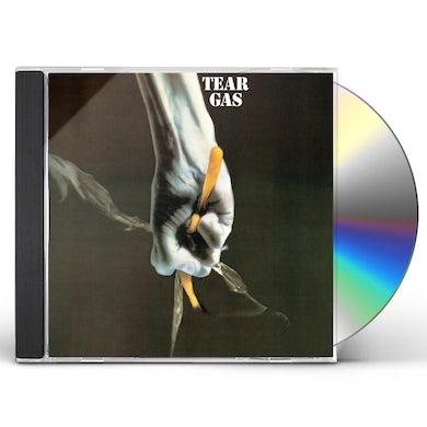 TEAR GAS CD