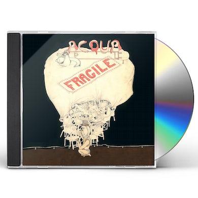 Acqua Fragile NEW CHANT CD