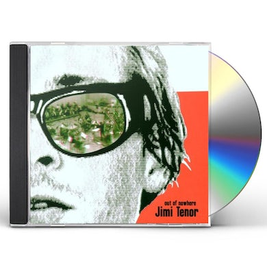 Jimi Tenor OUT OF NOWHERE CD