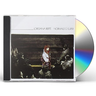 Loredana Berte NORMALE O SUPER CD