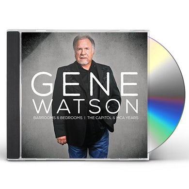 Gene Watson BARROOMS & BEDROOMS: CAPITAL & MCA YEARS CD