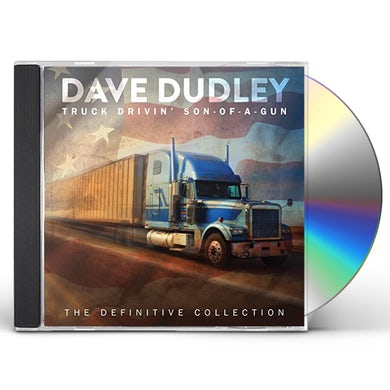 Dave Dudley DEFINITIVE COLLECTION CD