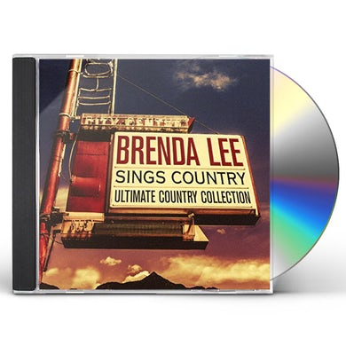 Brenda Lee SINGS COUNTRY: ULTIMATE COUNTRY COLLECTION CD