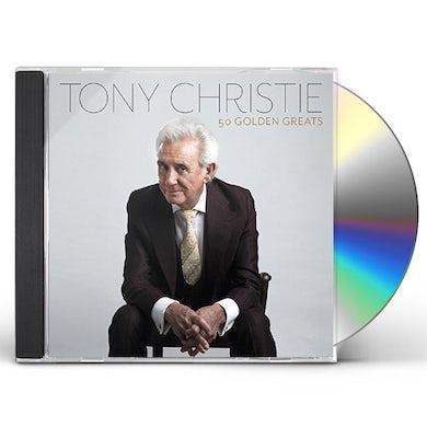 Tony Christie 50 GOLDEN GREATS CD