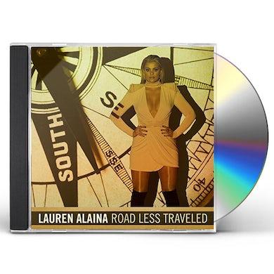 Lauren Alaina ROAD LESS TRAVELED CD