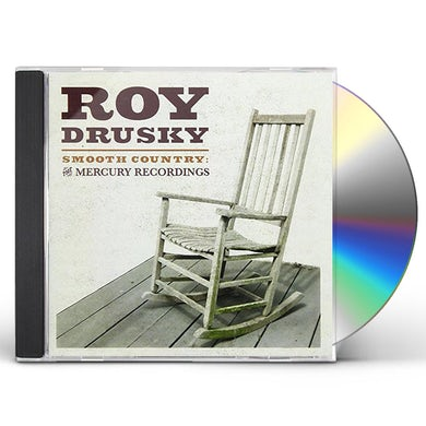 roy drusky SMOOTH COUNTRY: MECURY RECORDINGS CD