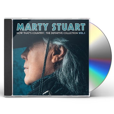 Marty Stuart NOW THAT'S COUNTRY: DEFINITIVE COLLECTION VOL 1 CD