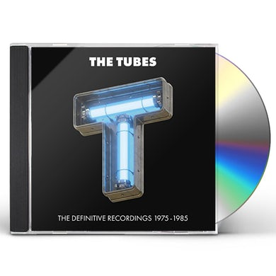 Tubes DEFINITIVE RECORDINGS 1975-1985 CD