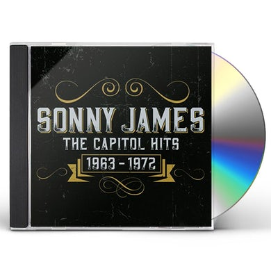 Sonny James CAPITOL HITS 1963-1972 CD