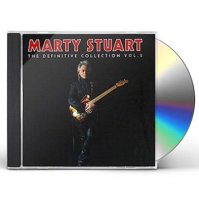 Marty Stuart DEFINITIVE COLLECTION VOL 2 CD